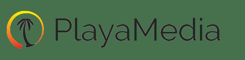 Logo Playamedia